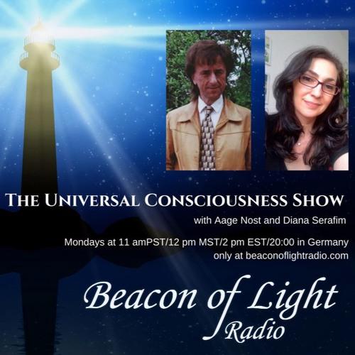 The Universal Consciousness Show 8.21.17 Robert Miles And Steve Lentz