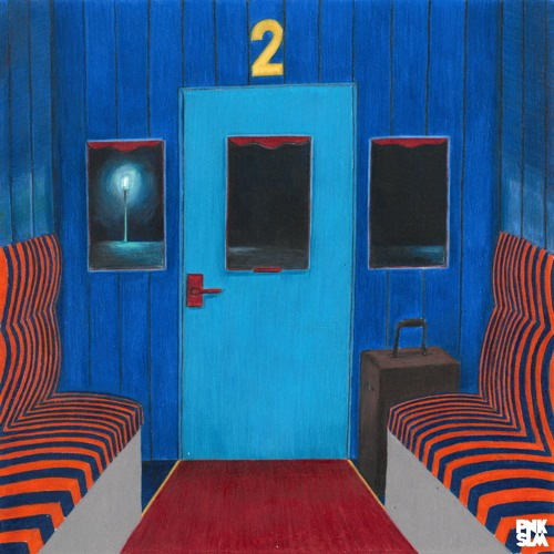"""Holiday Ghosts - """"Quiet Carriage"""""""