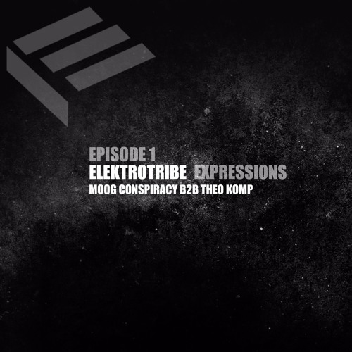 Elektrotribe Expressions Episode 1 : Moog Conspiracy B2B Theo Komp