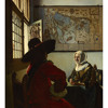 022: Vermeer, Officer and Laughing Girl