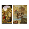 011: Bastiani, Adoration of the Magi; Tiepolo, Perseus and Andromeda