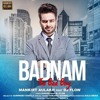 Mankirat Aulakh ft. DJ Flow-Badnaam(The Bad Boy)(DJ C3kko Singh Remix).mp3