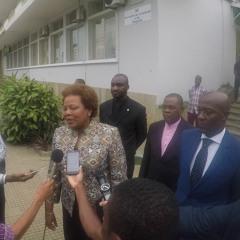 Declarações da SE CPLP após encontro com Ministro da Juventude e Desporto de STP