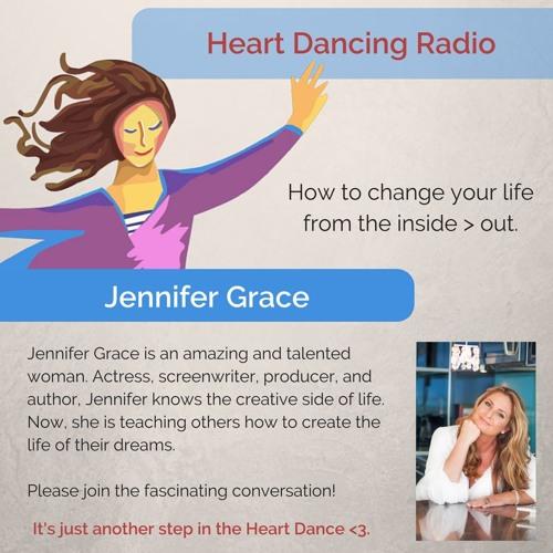 Jennifer Grace & Directing Your Destiny
