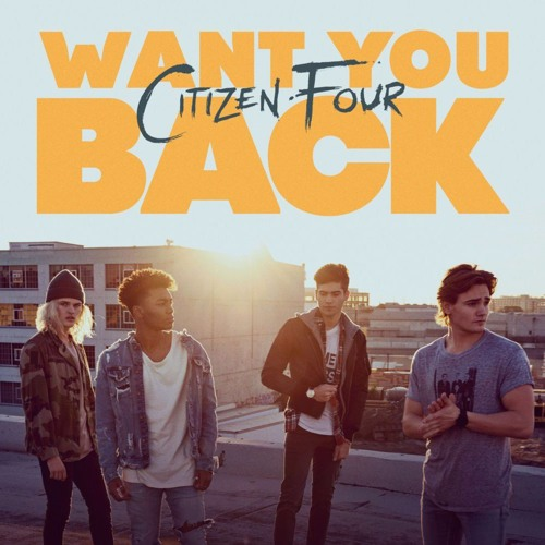 Citizen Four - Want You Back (Dave Matthias Late Night Remix)
