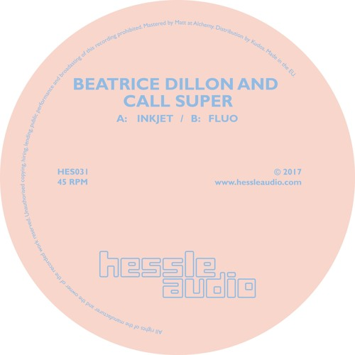 HES031 - Beatrice Dillon and Call Super