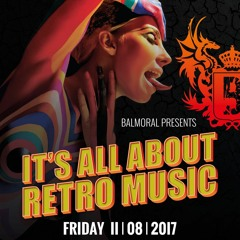 W - Out @ It's All About Retro 11 - 08 - 2017