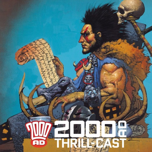 Sláine The Horned God launches 2000 AD: The Ultimate Collection