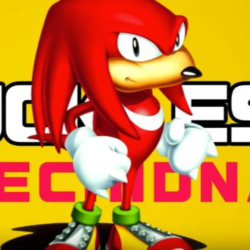 Knuckles Wildstyle (Sonic Mania - Mirage Saloon Act 1 K Mix Rap)