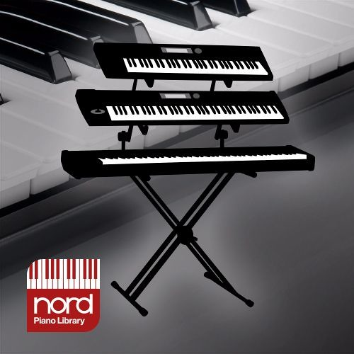 Nord Piano Library - Layers and Digital Pianos