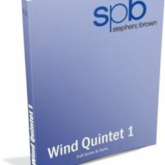 Wind Quintet 1