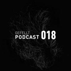 GEFELLT Podcast Spezial 018 - COMMANDER LOVE @ 3000 Grad Festival 2017