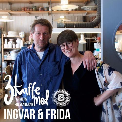 3-kaffe med Ingvar och Frida