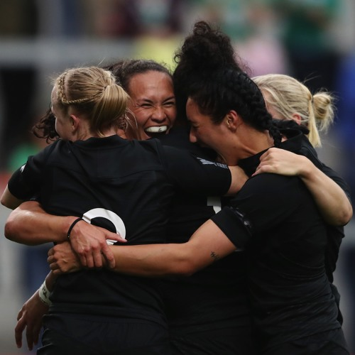 REACTION: Black Ferns advance to WRWC final