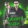 Bab Bunny & Farruko - Krippy Kush ( Reggaeton Remix 2017) Portada del disco