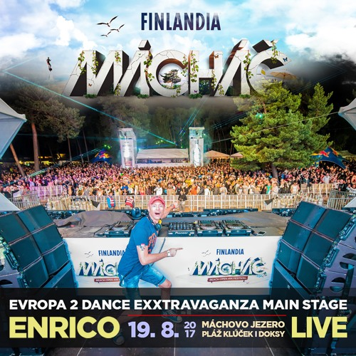 DJ Enrico-Live At Machac 19/8/2017 Main Stage
