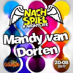 Mandy van Dorten - Nachspiel (KitKatClub) 2017-08-20 Warm Up