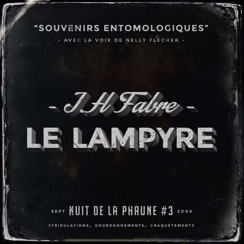 Le Lampyre - D'après Jean-Henri Fabre