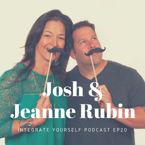 EP20 Josh & Jeanne Rubin - Cold Showers & Metabolic Breathing Improve Metabolism
