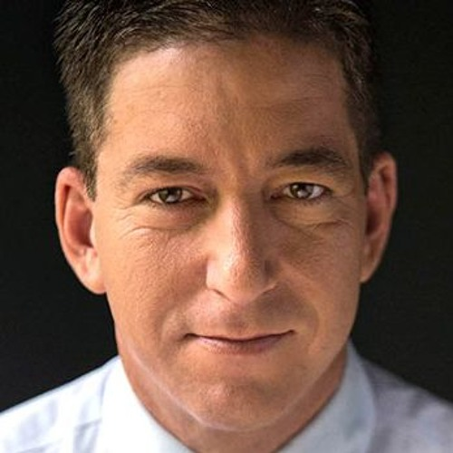 An Afternoon with Glenn Greenwald