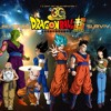 Dragonball Super - The Ultimate Tag Team (Goku and Hit) [HQ Recreation] by Pokemixr92