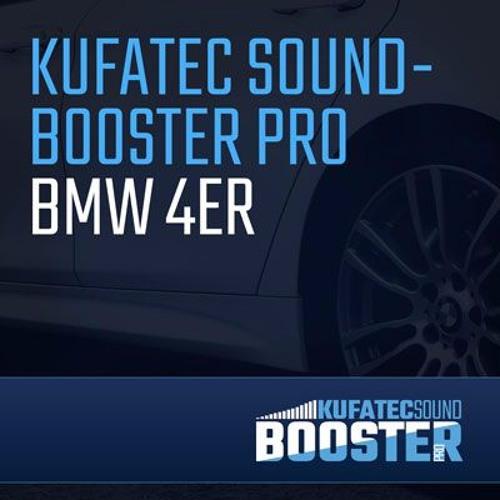 KUFATEC Sound Booster Pro – BMW  4er