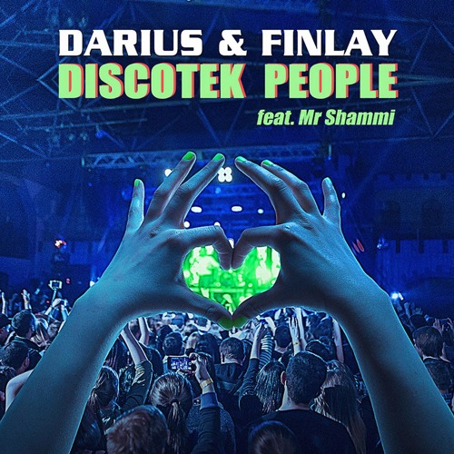 Darius & Finlay - Discotek People (feat Mr Shammi)- (Ancalima Remix Edit)