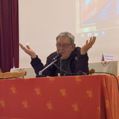 Conférence  Mgr Guyard  Paroles Eucharistie