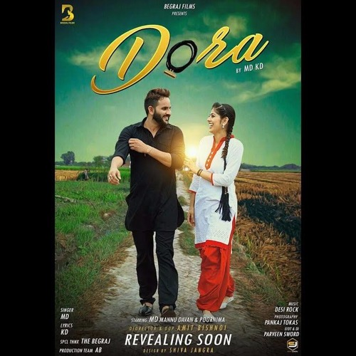 DORA Official Full Song MD KD Latest Haryanvi Love Song