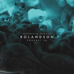 Rolandson - att glidflyga   NachtEin.TagAus [Podcast 50]
