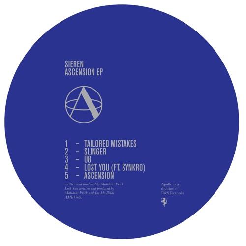 Sieren - Ascension EP