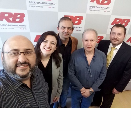 Rádio Livre - 23.08.17 - Alexis Efremides, Alessandra Gonzaga, Vinicius Boeira e Josué Bahlis