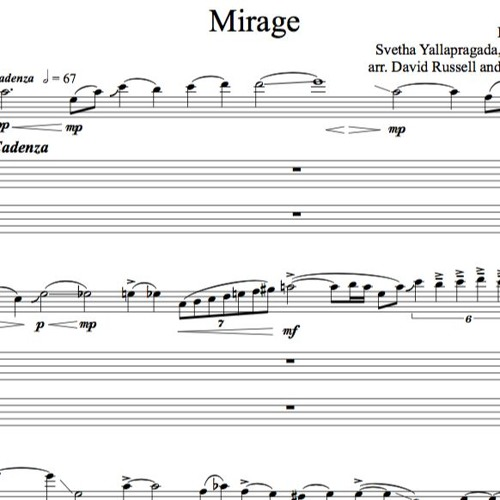 Mirage Piano Accompaniment Sample By Lindsey Stirling