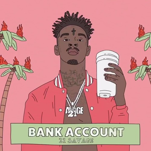 21 Savage - Bank Account  (SYNIVONS Remix) *OUT NOW*