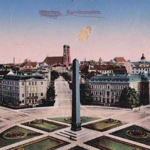 Opas Krieg - Feldpostkarte vom 23.08.1917