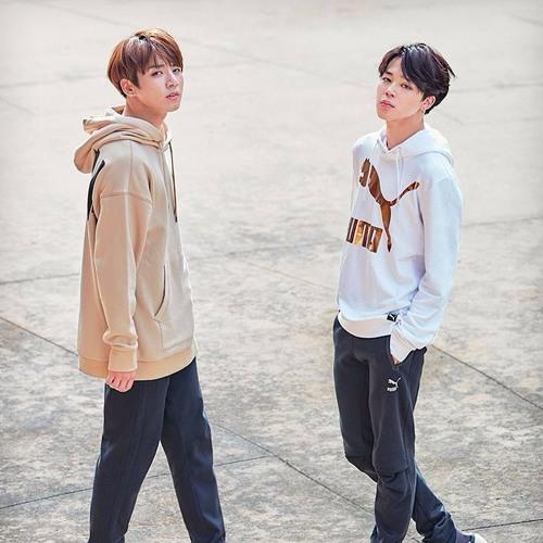 Bts 방탄소년단 Jungkook Jimin We Don X27 T Talk Anymore Chill