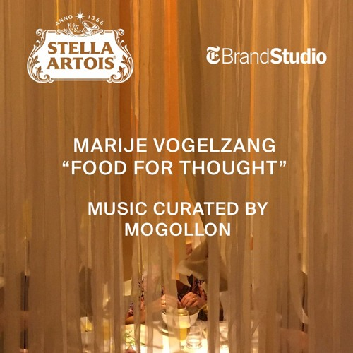 """Marije VogelzanG """"Food for Thought"""""""