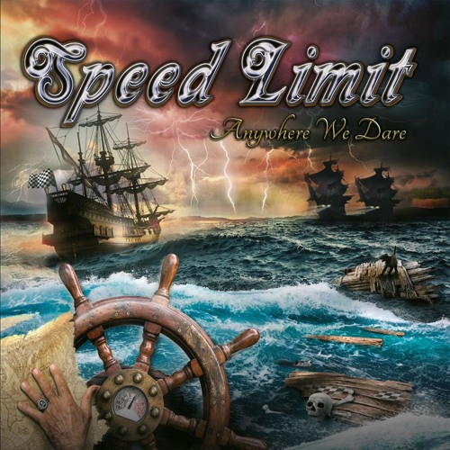 SPEED LIMIT - Step Out Of The Line (PURE ROCK RECORDS)