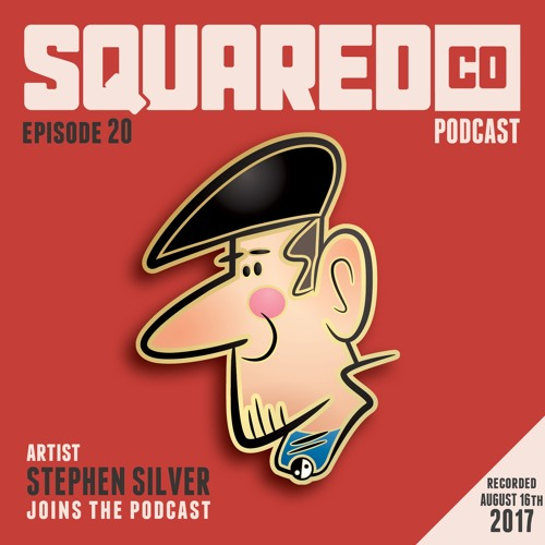 Episode 20 with Stephen Silver