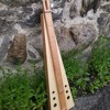Y Deryn Bach - sound sample of new student dulcimer