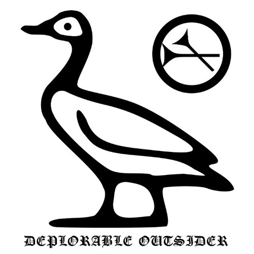 Deplorable Outsider/Winter Solace Podcast 8-22-17