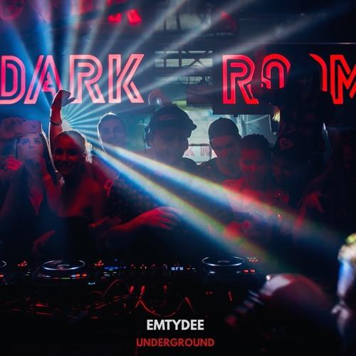 EMTYDEE - DARK ROOM UNDERGROUND @Live Set / 19.08.2017