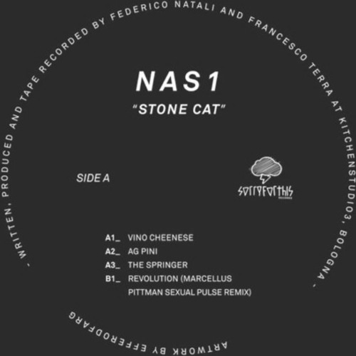 SFT 006 - Nas1 - Stone Cat Ep - A2 AG Pini