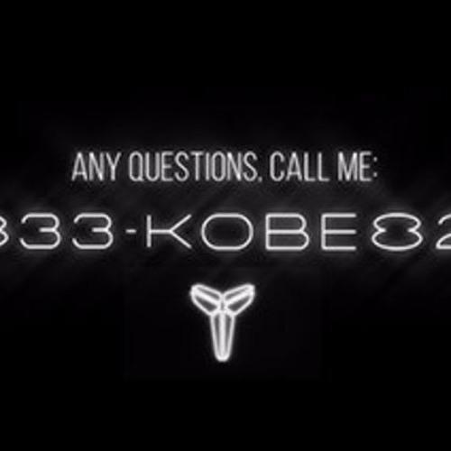 Kobe's voicemail