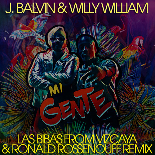 J. Balvin, Willy William - Mi Gente (Dillon Francis Remix)