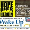 On The Wake Up Show: Janelle Unger talks about the Hope Over Heroin event this weekend