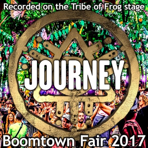 Journey Live at Tribe of Frog  Stage BoomTown Festival 13/08/2017