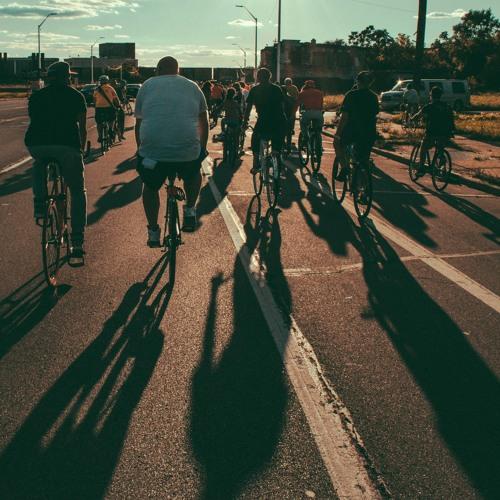 Biking In Detroit