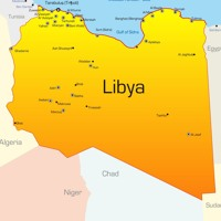 British National Anthem, Benghazi