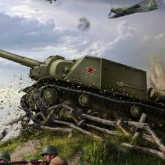 March Of The Soviet Tankists